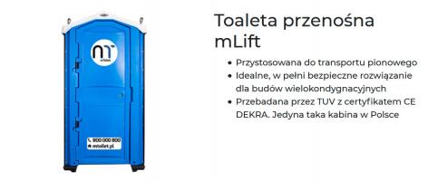 mToilet Sp. z o.o. Siedziba firmy